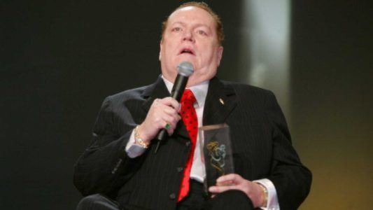 Porn King Larry Flynt Offers $10 Million For Information To Impeach Trump