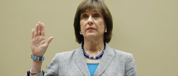 Trump's Justice Department Lets Lois Lerner Off The Hook