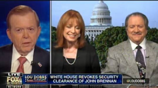 "Joe diGenova on John Brennan's Lost Security Clearance: ""A Glorious Day for America. An Evil Man Has Lost Something He's Not Entitled To"" (VIDEO)"