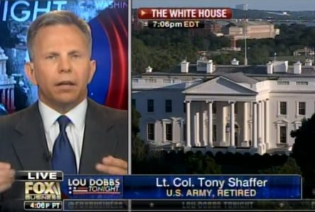Lt. Col. Tony Shaffer: Trump Needs to Understand Deep State Has Declared War on His Administration (Video)