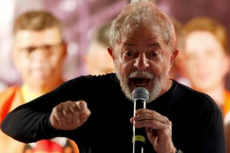 Lula Barred From Presidential Election By Brazilian Court