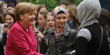 Merkel Imposes Sharia Law on Germany