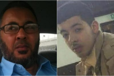 Father of Manchester bomber arrested in Libyan capital Tripoli: spokesman, witness.