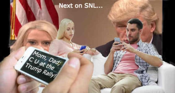 The Trump Revolution Will Not Be Televised