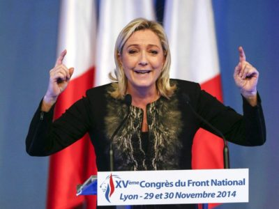 Le Pen Will Be Mightier Than the Leftist Sword on Election Day
