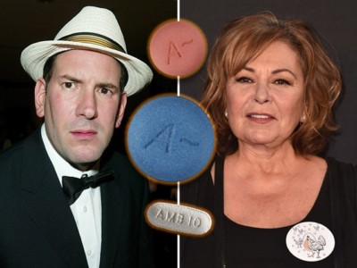 Matt Drudge: 'New Low' for Ambien Maker to Mock Roseanne 'While They Drug a Generation'
