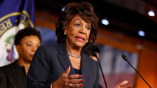 WATCH: Most Corrupt Congresswoman Maxine Waters Deems Trump The Worst Person She Has Ever Met