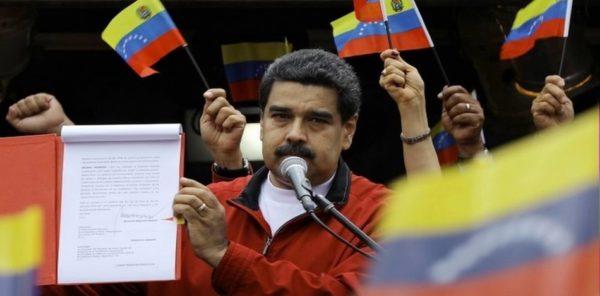 Just How Unprecedented Is Venezuela's Economic Collapse?