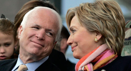 Fusion GPS Admits They Used Dopey Trump-Hater John McCain to Pass Russian Dossier to Intel Community.