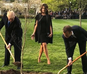 """SICK. CNN Regular, Daily Beast Columnist and #NeverTrump Leader on Melania Trump: """"World-Class Resting Bitch Face"""""""