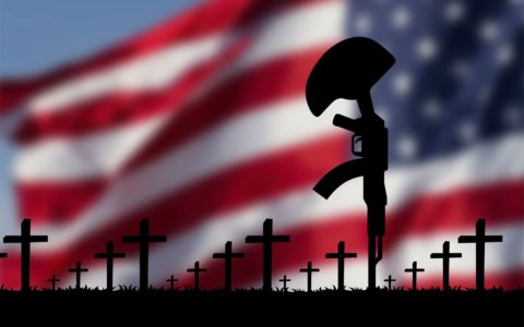 MEMORIAL DAY – OUR VALIANT TROOPS