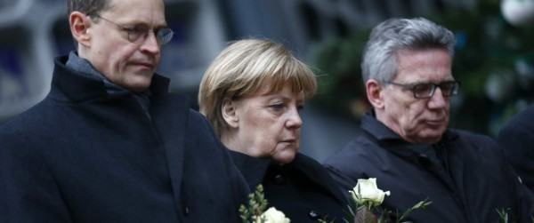 Berlin Attack Victim's Father: Thanks Merkel, I'll Never Vote For You Again
