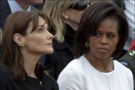 Michelle Obama: White Men Ruin Politics