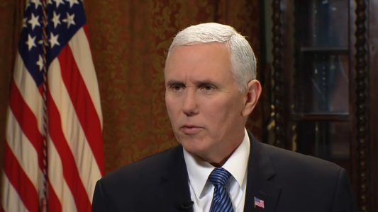 WATCH: Mike Pence Slams Obama's Lack Of Leadership On Iran.