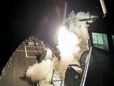World Leaders Praise U.S. Strike on Syria, 'Proportionate, Appropriate'