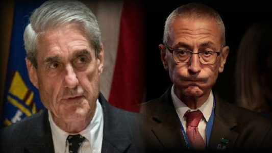 Mueller forced to investigate Tony Podesta