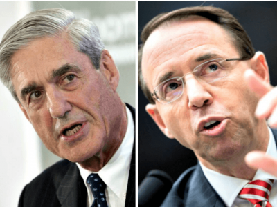 Rosenstein's Fate, Future of Mueller Probe Oversight Hang in Balance.