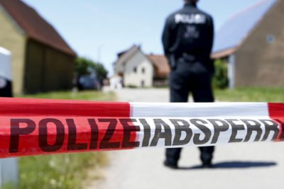 5-year-old child stabbed to death by Muslim migrant in Germany