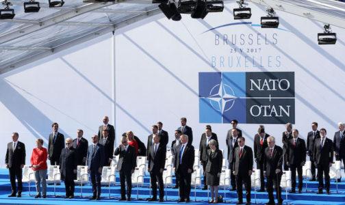 NATO world leader calls for killing all Jews; media silent.