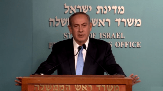 Netanyahu Speech: We Have Evidence Obama Led Anti-Israel Resolution At U.N. (VIDEO)