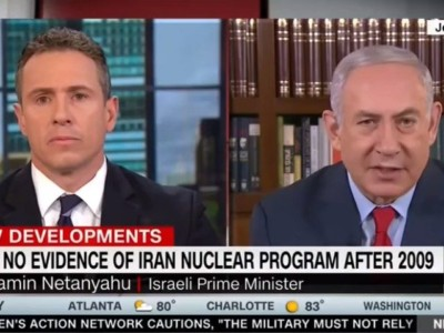 This Is CNN: Cuomo Shills for Iran Deal, Gets Basic Facts Wrong in Combative Netanyahu Interview.