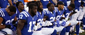 Veterans' Groups Blast NFL Players For Disrespecting The American Flag