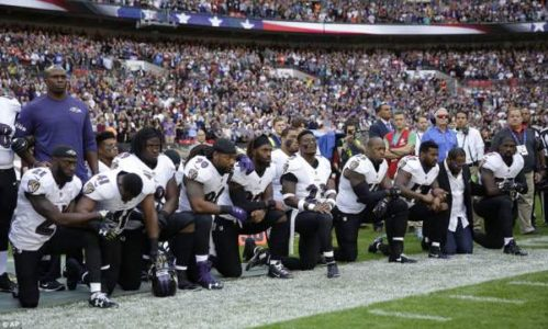 BOOM! NFL Ticket Sales Down 18% in Week Since Mass Anti-Military Anthem Protests