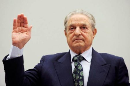 WhiteHouse.gov Petition to Officially Declare George Soros a Terrorist is ON FIRE