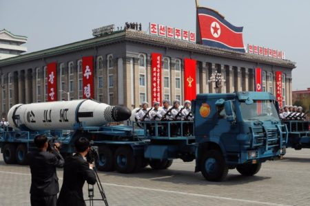 NK Threatens Missile Launches To Celebrate Country's Public Holiday