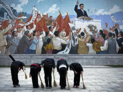 Nolte: Don't Buy Establishment Media's Sudden Concern for 'Human Rights' in North Korea.