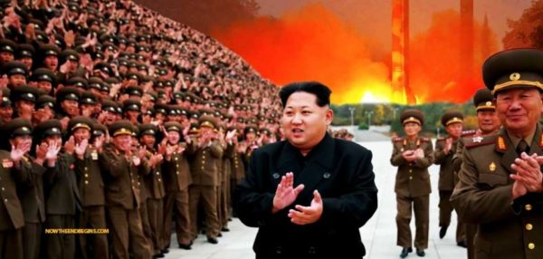 North Korea 'will test missiles weekly', senior official tells BBC.