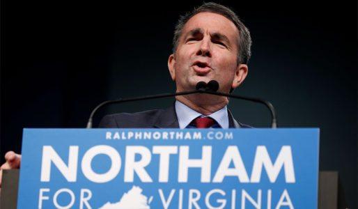 Northam wins big in Virginia, thrilling Democrats