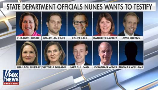 "Devin Nunes: Democrats ""Have All the Blood on Their Hands – They Completely Destroyed the FBI and DOJ"" (VIDEO)"