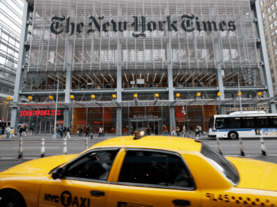 UNFIT TO PRINT: TOP NEWSPAPERS RUNNING STORIES BASED ON SOURCES THEY ADMITTEDLY CAN'T VERIFY.