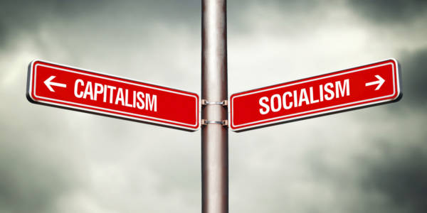 SOCIALIST OPPRESSION: 3 things Venezuela and California have in common.