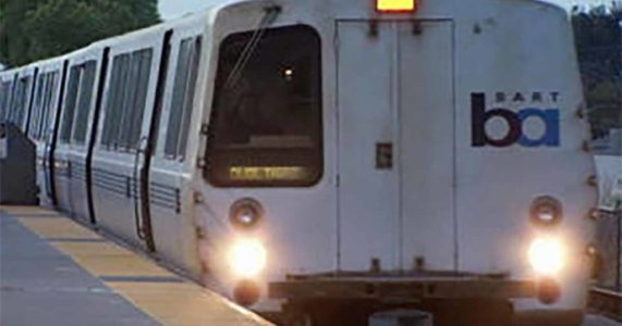 Reporters Sleep as 60 Black People Rob a BART Train in Oakland.