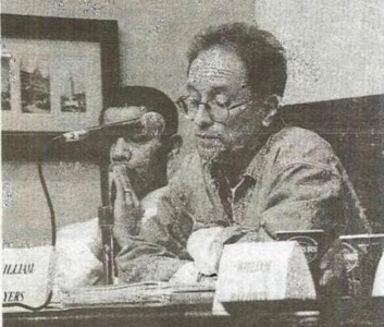 Figures. Obama Library Will Be Near the Campus Where He Shared Office Building with Bill Ayers.