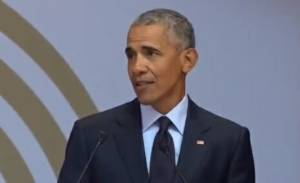 Obama Calls for Universal Income in South Africa… And He Wonders Why No One Takes Him Seriously.