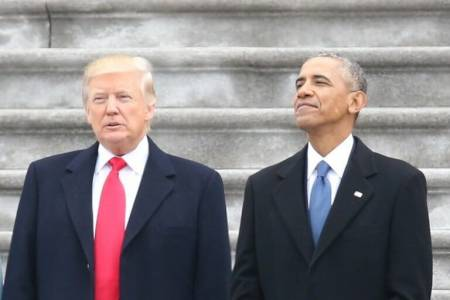 A Comparison of Two Presidents: President Trump versus President Obama – Their First 600 Days.