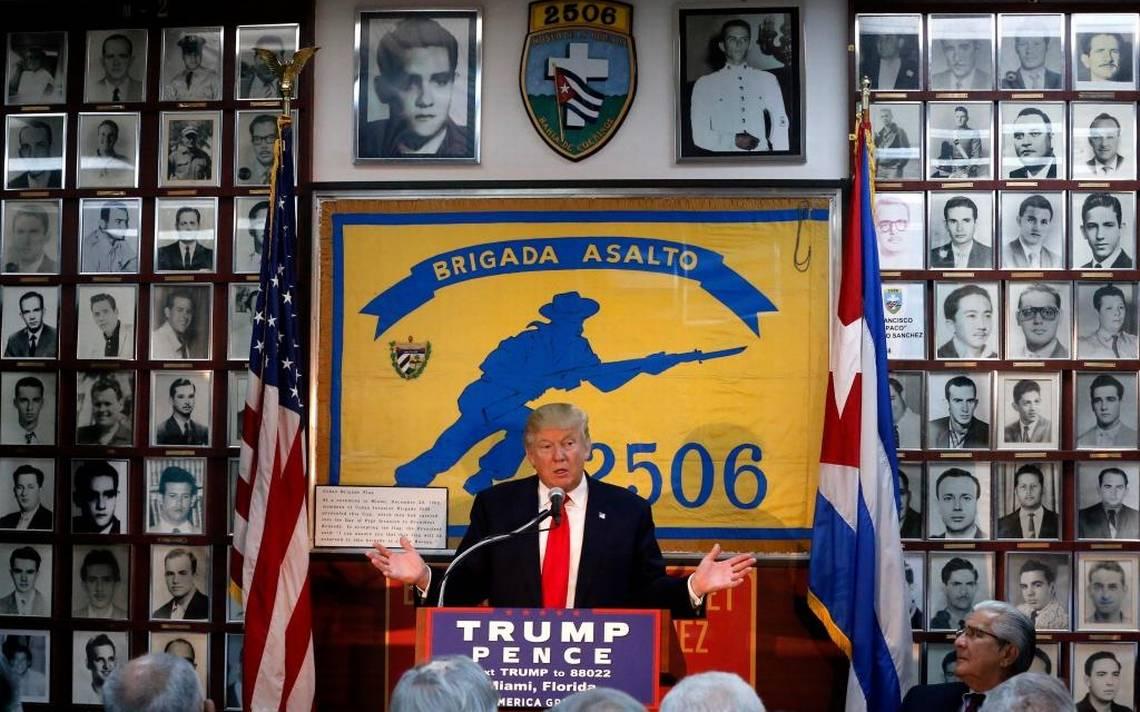 Orden ejecutiva de Trump endurecerá la política hacia Cuba