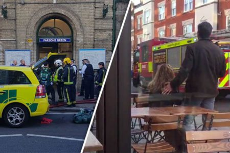 This Friday morning, 3 terrorist attacks in Europe: Paris, London, Malmö