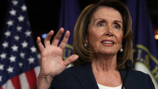 WATCH: Nancy Pelosi Doesn't Care That Hillary And DNC Rigged Primaries