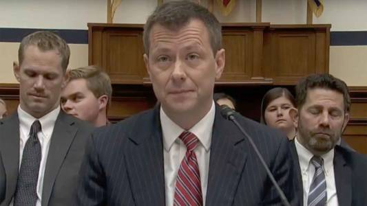 Strzok Strikes Out