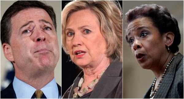 Wait.. What? Loretta Lynch Already Knew Comey Would Let Hillary Go Free When Announcing She Would Accept FBI's Conclusion