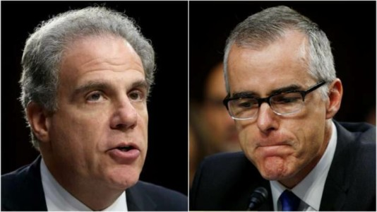 STUNNING => McCabe Lied FOUR TIMES To DOJ/FBI — Twice To IG Horowitz UNDER OATH! (VIDEO)
