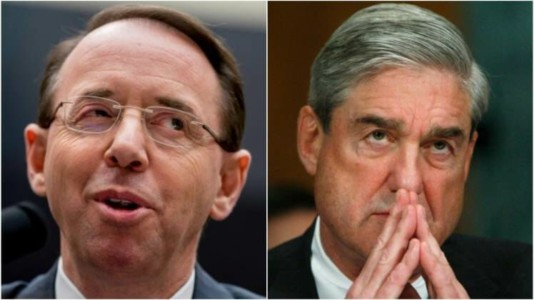 "'Rosenstein and Mueller Colluded to Break the Law' – Attorney Gregg Jarrett Calls on ""Unethical Mueller"" to Resign After Rosenstein Memo Surfaces."