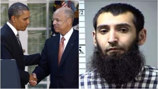 Obama DHS Interviewed Manhattan Terrorist About Suspected 'Terror Ties' — Let Him Walk Free