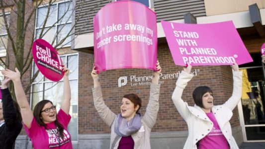 Republicans make first move targeting Planned Parenthood funding