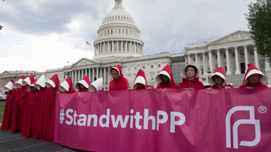 WALSH: The NRA Has Killed Zero People. Here's How Many Planned Parenthood Has Killed.