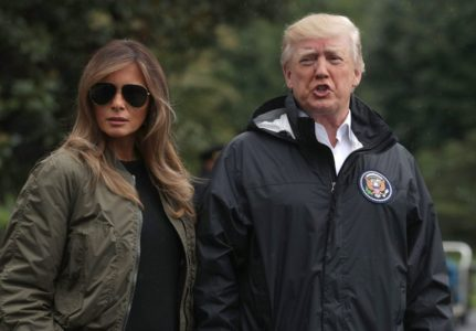 Trump Asks Congress For Nearly $8 Billion To Help Fund Harvey Rescue Effort